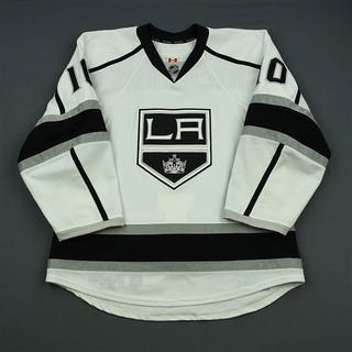 Richards, Mike * White Set 3 / Playoffs Los Angeles Kings 2012-13 #10 Size: 52