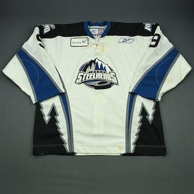 Spurgeon, Tyler White Set 1 (A removed) Idaho Steelheads 2009-10 #9 Size: 56