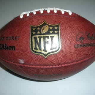 Game-Used Football Game-Used Football from December 1, 2013 vs. NY