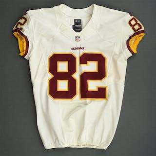 Paulsen, Logan White Washington Redskins 2013 #82 Size: 44 SKILL