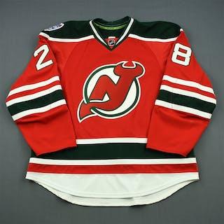 Volchenkov, Anton Red - Stadium Series Period 2 New Jersey Devils