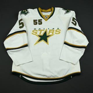 Sydor, Darryl White Set 1 Dallas Stars 2008-09 #55 Size: 56