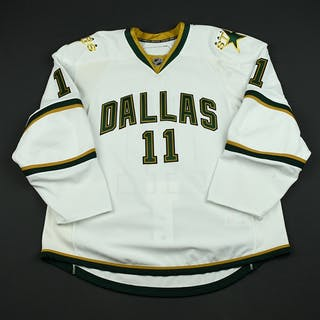Morrison, Brendan Third Set 1 Dallas Stars 2008-09 #27 Size: 58