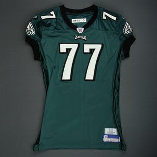 Ramsey, LaJuan Green - Rookie Season Philadelphia Eagles 2006 #77 Size: 52-O