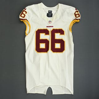 Chester, Chris White Washington Redskins 2013 #66 Size: 46 LINE