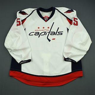 Schultz, Jeff White Set 1 Washington Capitals 2012-13 #55 Size: 58+