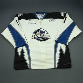 Nelson, Ben White Set 1 Idaho Steelheads 2008-09 #11 Size: 56