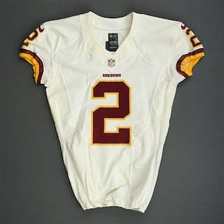 Forbath, Kai White Washington Redskins 2013 #2 Size: 42 SKILL