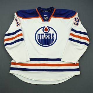 Rodney, Bryan White Retro Set 3 Edmonton Oilers 2011-12 #19 Size: 56