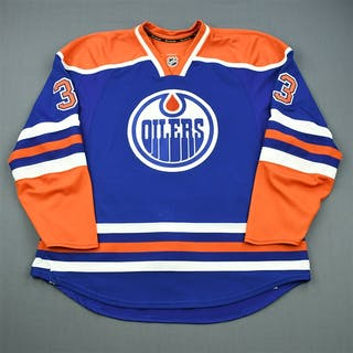 Teubert, Colten Blue Retro Set 1 Edmonton Oilers 2011-12 #33 Size: 58+