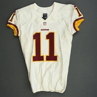 Robinson, Aldrick White Washington Redskins 2013 #11 Size: 40 SKILL