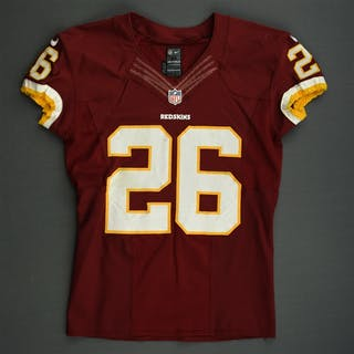 Wilson, Josh Burgundy Washington Redskins 2013 #26 Size: 44 SKILL