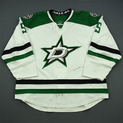Oleksiak, Jamie White Set 1 Dallas Stars 2013-14 #43 Size: 58+
