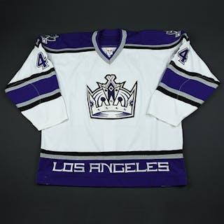 Modry, Jaroslav * White 3rd Regular Season Los Angeles Kings 2002-03