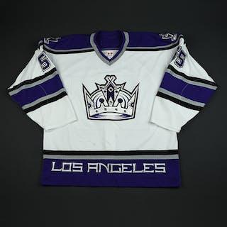 Rosa, Pavel * White Preseason / Regular Season Los Angeles Kings 2003-04