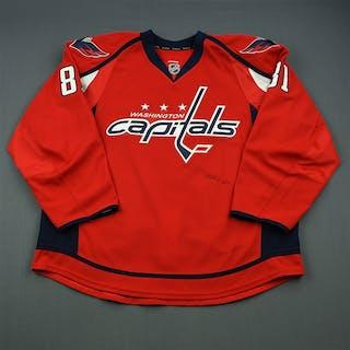 Orlov, Dmitry Red Set 3 Washington Capitals 2013-14 #81 Size: 58