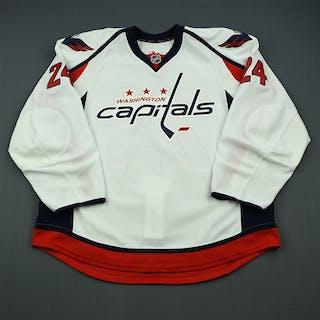 Volpatti, Aaron White Set 2 Washington Capitals 2013-14 #24 Size: 58