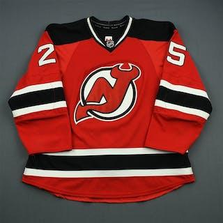 Janssen, Cam Red Set 1 New Jersey Devils 2011-12 #25 Size: 56