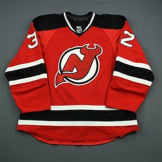 Taormina, Matt Red Set 1 New Jersey Devils 2011-12 #32 Size: 56