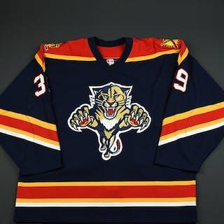 Novoseltsev, Ivan * Blue 1st Regular Season Florida Panthers 2003-04
