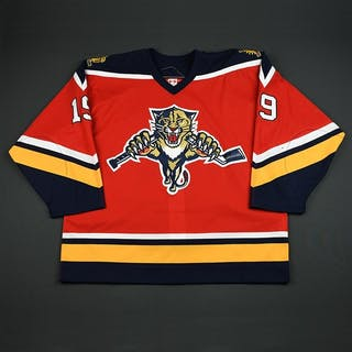 Ritchie, Byron * Third Set 2 Florida Panthers 2003-04 #19 Size: 56