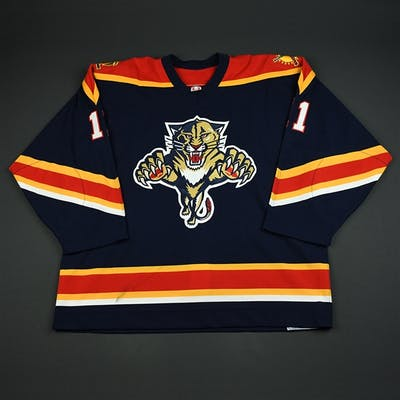Samuelsson, Mikael * Blue 1st Regular Season Florida Panthers 2003-04