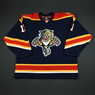 Samuelsson, Mikael * Blue 3rd Regular Season Florida Panthers 2003-04