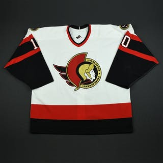 Arnason, Tyler White Set 3 Ottawa Senators 2005-06 #10 Size: 56