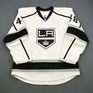 Loktionov, Andrei White Set 3 / Playoffs Los Angeles Kings 2011-12 #48 Size: 56