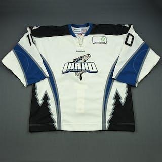Watson, Ryan White Set 1 Idaho Steelheads 2011-12 #10 Size: 56