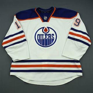 Schultz, Justin White Retro Set 2 Edmonton Oilers 2013-14 #19 Size: 58