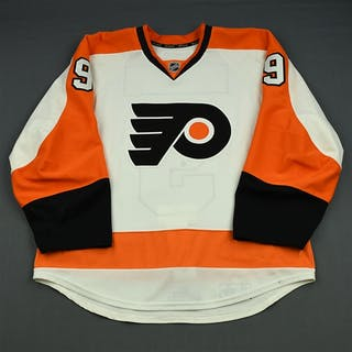 Downie, Steve White Set 1 Philadelphia Flyers 2013-14 #9 Size: 54
