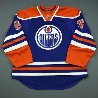 Yakupov, Nail Blue Retro Set 3 Edmonton Oilers 2013-14 #64 Size: 56
