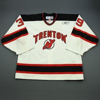 Coleman, Gerald White Set 1 Trenton Devils 2009-10 #39 Size: 58G