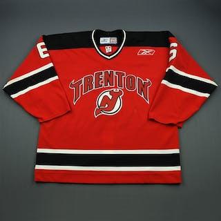 Murray, Chris Red Set 1 Trenton Devils 2009-10 #6 Size: 56