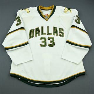 Goligoski, Alex White Set 2 Dallas Stars 2010-11 #33 Size: 56