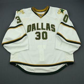 Raycroft, Andrew White Set 2 Dallas Stars 2010-11 #30 Size: 58G