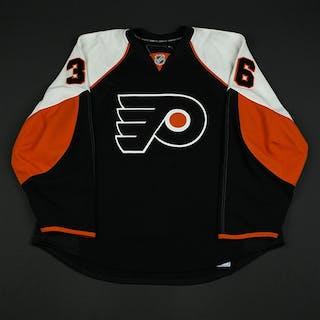 Boulerice, Jesse Black Set 3 (RBK 2.0) Philadelphia Flyers 2007-08 #36 Size: 56