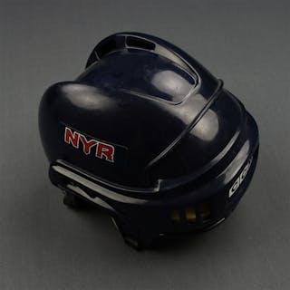 Lacouture, Dan Navy Helmet New York Rangers 2003-04 #39