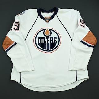 O'Sullivan, Patrick White Set 3 Edmonton Oilers 2008-09 #19 Size: 56