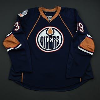 Rohlfs, David Navy Set 1 - Training Camp Only Edmonton Oilers 2008-09