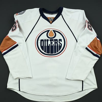 Schremp, Rob White Set 1 Edmonton Oilers 2008-09 #88 Size: 56
