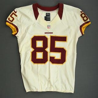 Hankerson, Leonard White Washington Redskins 2012 #85 Size: 44