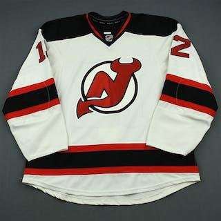 Brunner, Damien White Set 2 New Jersey Devils 2013-14 #12 Size: 56