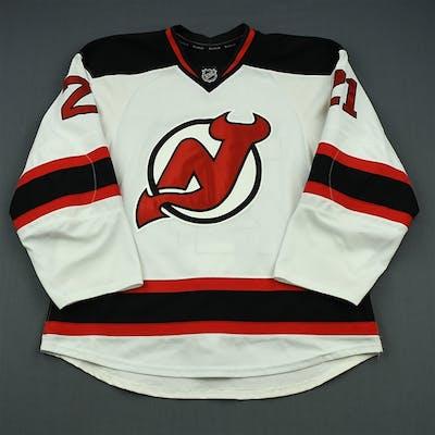 Loktionov, Andrei White Set 2 New Jersey Devils 2013-14 #21 Size: 54