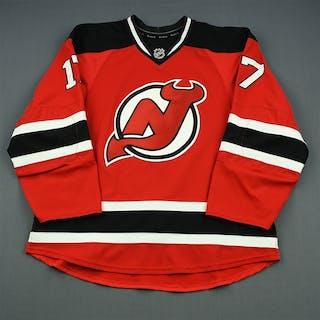 Ryder, Michael Red Set 2 New Jersey Devils 2013-14 #17 Size: 56