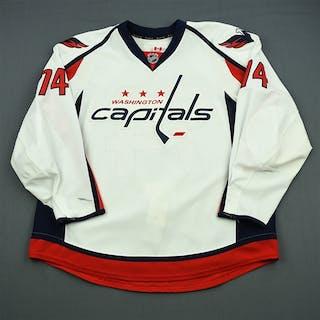 Carlson, John White Set 2 / Playoffs Washington Capitals 2011-12 #74 Size: 58