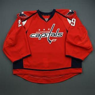 Vokoun, Tomas Red Set 2 Washington Capitals 2011-12 #29 Size: 58+G