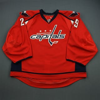 Vokoun, Tomas Red Set 2 Washington Capitals 2011-12 #29 Size: 58+G