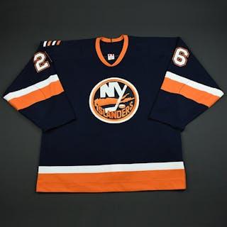 Papineau, Justin * Navy 2nd Regular Season New York Islanders 2003-04